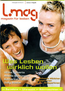 L Mag Dating Ausgabe