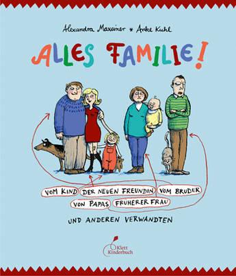 Tipp das preisgekrönte kinderbuch alles familie zeigt die