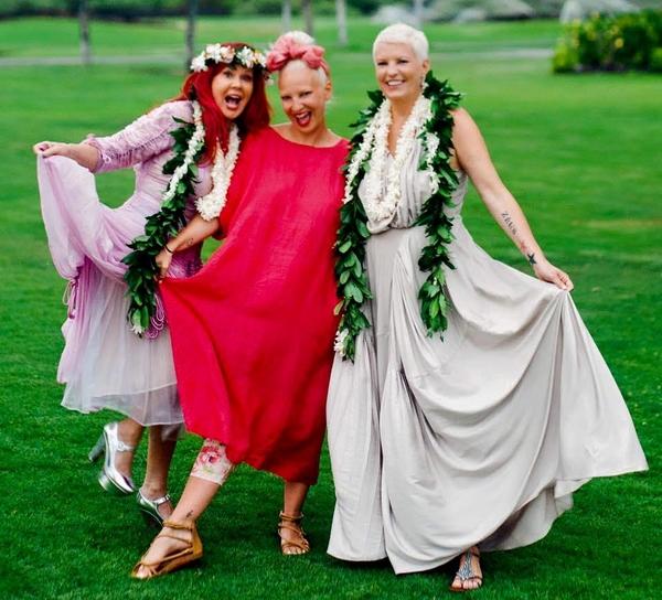 Lesbische Hochzeiten in Hawaii